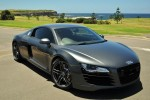 An awesome chance to rent an Audi R8