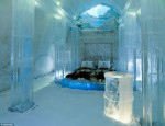 Sweden's Ice Hotel: The World's Expensive Hotel that Allows the Visitors to Design their own Suite