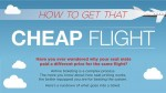 CheapFlights has revealed an Infographic illustrating how airlines work out the price of your Plane Ticket