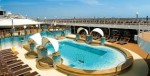 Cruise Ships with Best and Biggest Pools