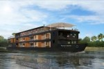 Latest extravagant cruise vessel to debut on the Mekong