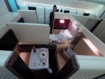 Etihad first appearances glamorous latest frequent-flier lounge at New York JFK