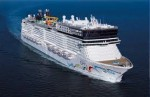 Latest world's biggest cruise ship to comprise enormous slide