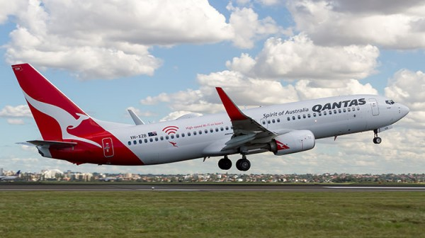 Qantas is rising and shining with unpredictable high profits.