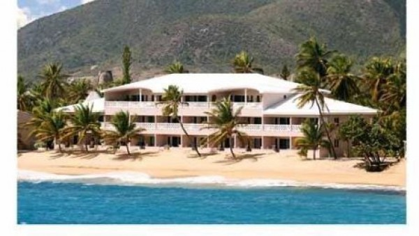 Why Antigua's Curtain Bluff Resort is the finest of all beach resorts?