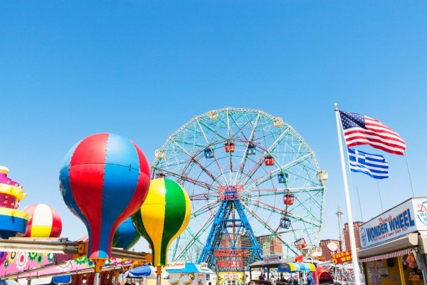 amusement parks in USA